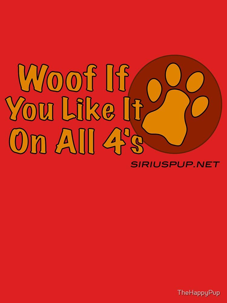 Woof Wenn du magst! von TheHappyPup