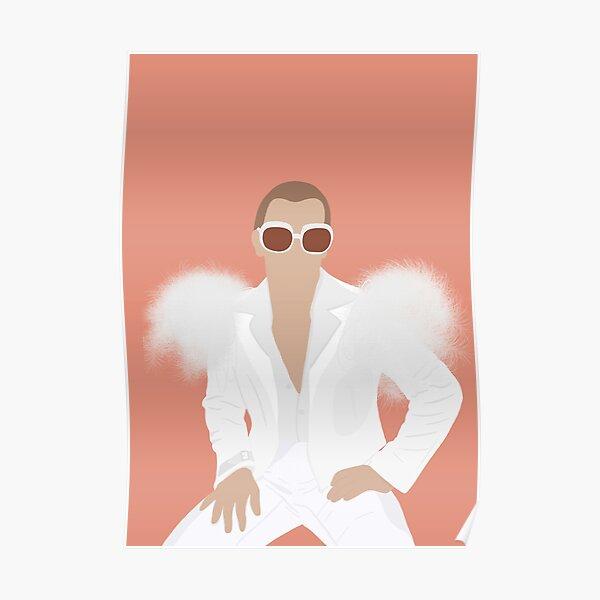 Elton John print Poster