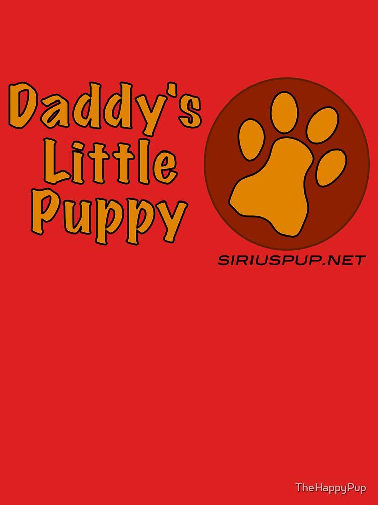 Papas kleiner Welpe von TheHappyPup