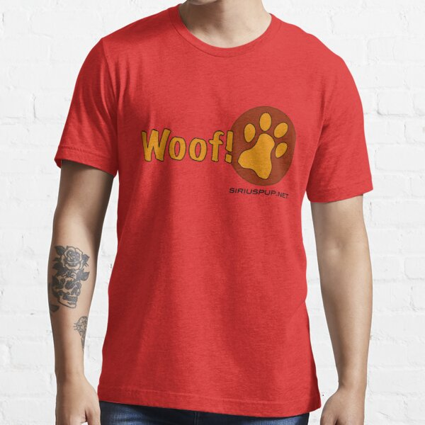 Woof! Essential T-Shirt