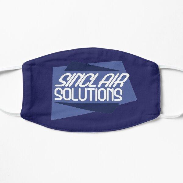 Sinclair Solutions Logo Clean Flat Mask