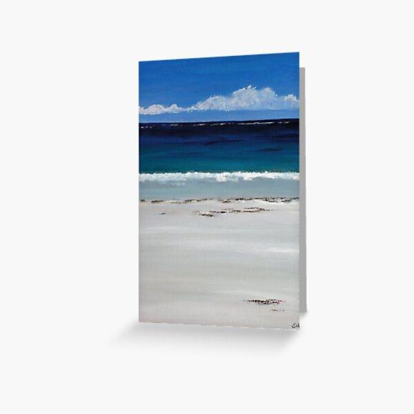 Diani Beach, Mombassa 2012 Greeting Card