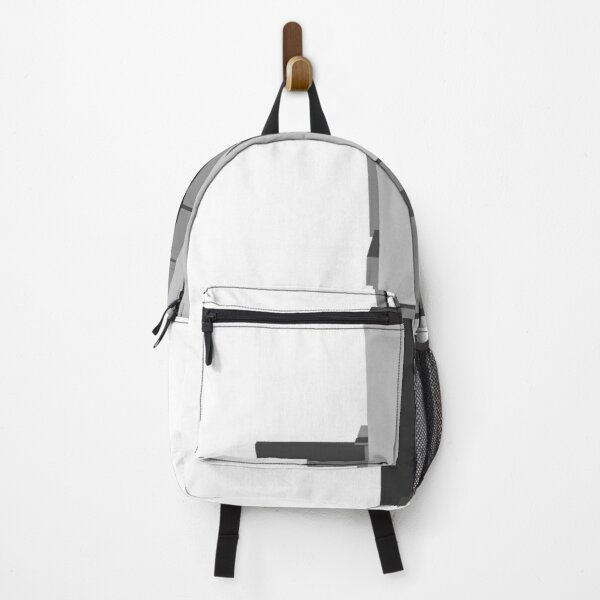 Bauhaus 'grayscale' Tower Backpack