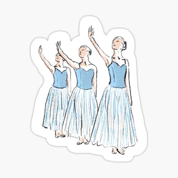 Serenade Sticker
