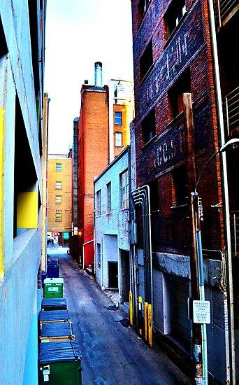 Denver Alley #2 by Jake Kauffman