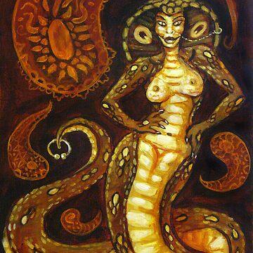 Naga Girl by rawjawbone