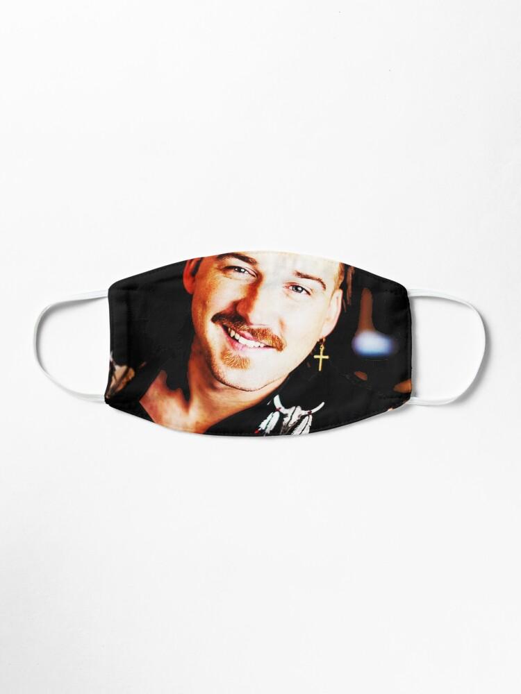 Country Music Musician The Best International Morgan Wallen 99art Mask By Lderj30 Redbubble