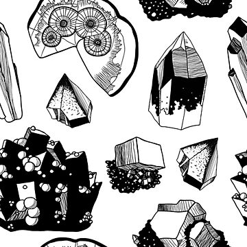 Crystals by abigailahn