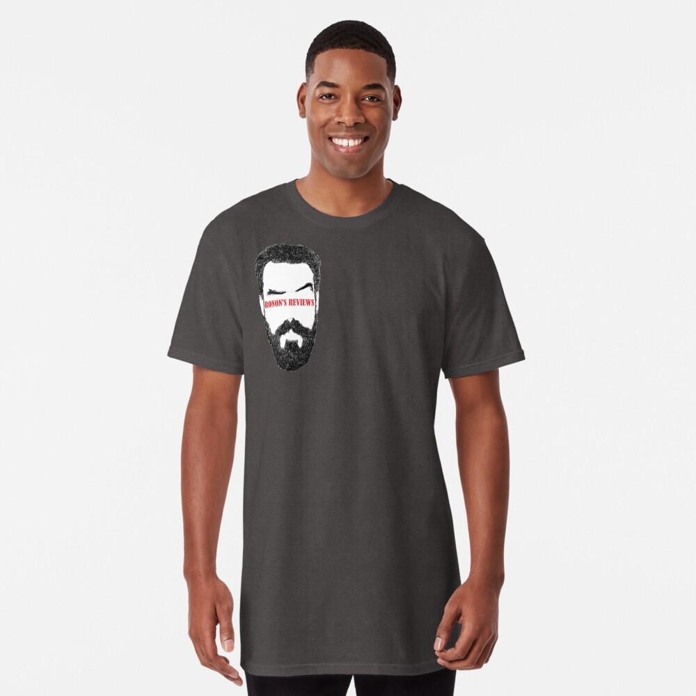 Ronon's Reviews New Logo Long T-Shirt