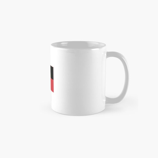 Australian Aboriginal Flag #01 Classic Mug