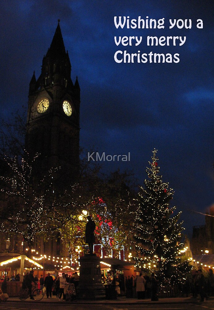 Merry Christmas by KMorral