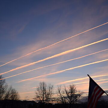 Lines In The Sky by BrandonHolsey