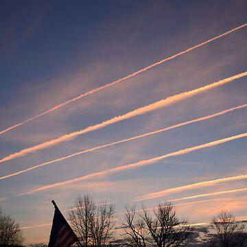 Lines In The Sky v.2 by BrandonHolsey