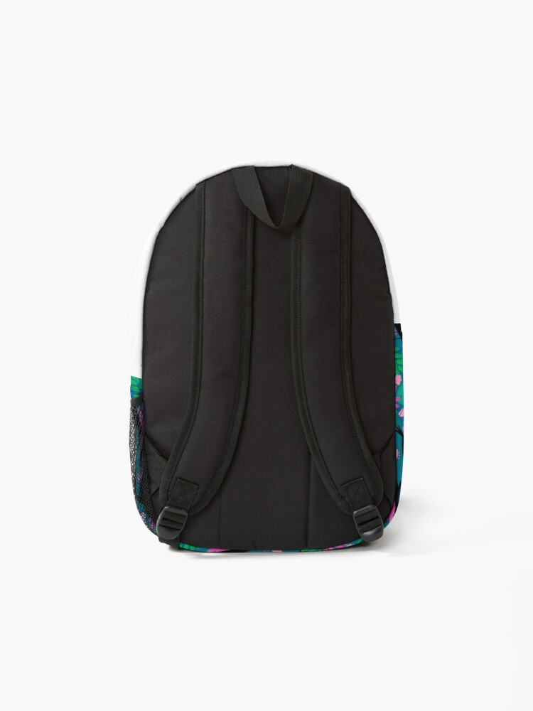 Alternate view of Tropical Toucan Jungle Backpack
