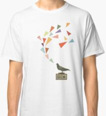 Pigeon Radio Classic T-Shirt