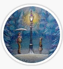 Narnia Magic Lantern Sticker