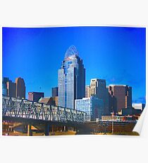 Kentucky: Newport on the Levee Poster