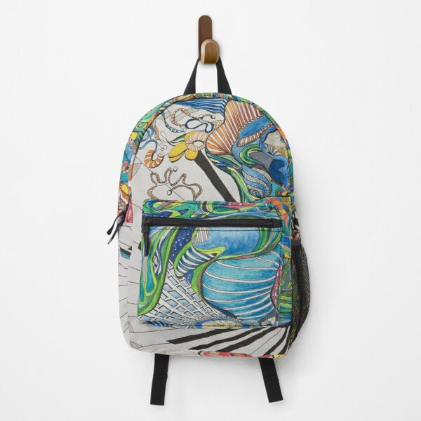 Chopin Music Nocturne #10  Backpack