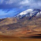 Tule Peak by SB  Sullivan
