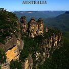 Australia #1 by Marilyn Harris Photography by Marilyn Harris