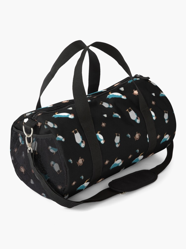 Alternate view of Puffin party Duffle Bag