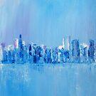 Blue Dream by Lusy Rozumna
