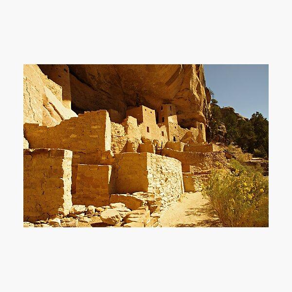 Cliff Palace, Mesa Verde Photographic Print