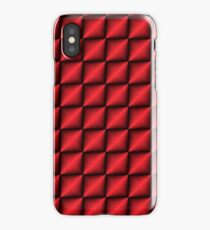 SOLD - RED COVERS AND CASES iPhone Case