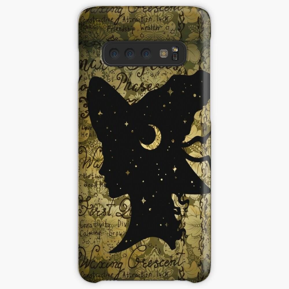 Book of Spells Case & Skin for Samsung Galaxy