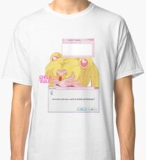 Sailor Moon - Crybaby Classic T-Shirt