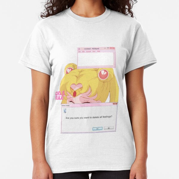Sailor Moon - Crybaby Classic T-Shirt
