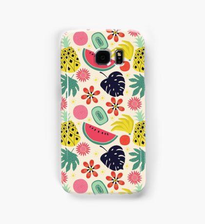 Tropicana Fruits Samsung Galaxy Case/Skin