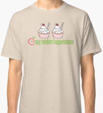 Doctor Horrible Crazy Random Happenstance Classic T-Shirt