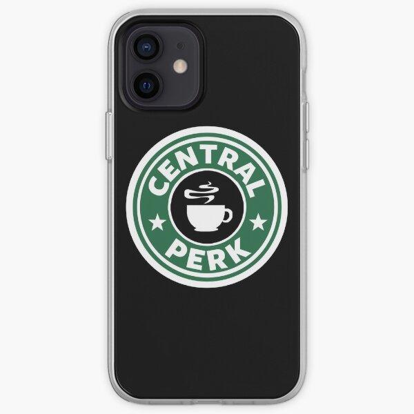 Central Perk Starbucks iPhone Soft Case