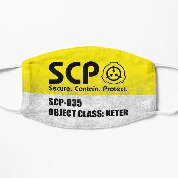 SCP - 035 Flat Mask