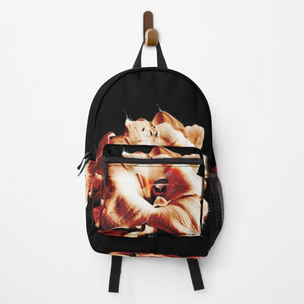 Flower In Decay  Backpack