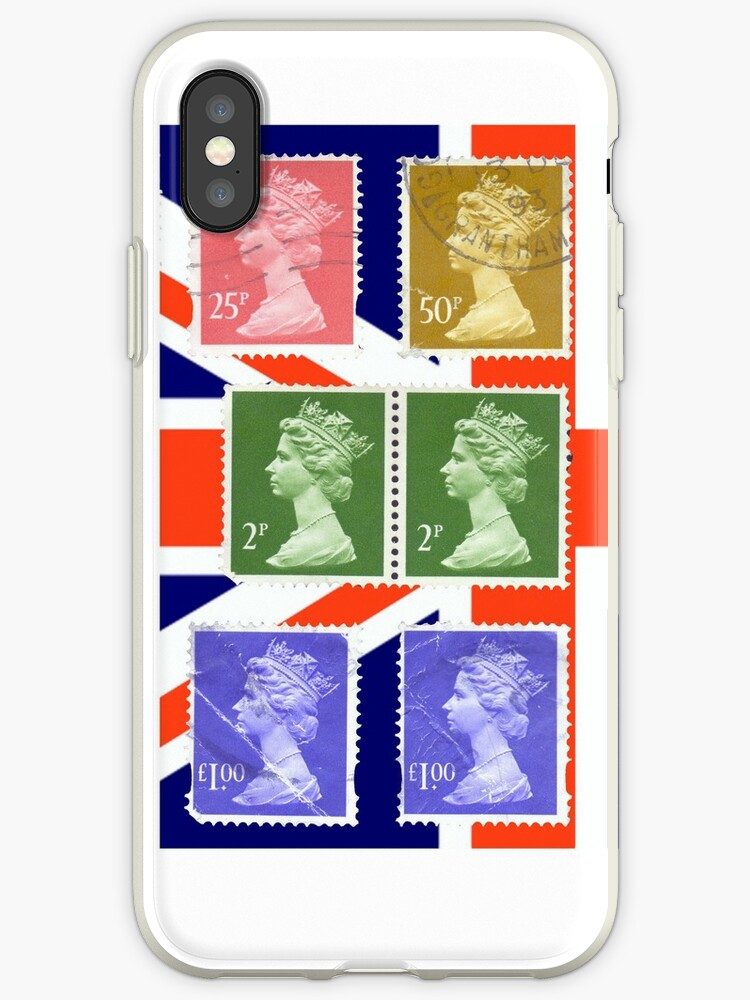 British Royal Mail postage stamps  by PhotoStock-Isra