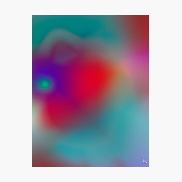 Innerspace Photographic Print
