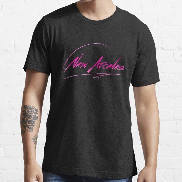 New Arcades 2020 sunset - pink gradient  Essential T-Shirt
