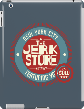 The Jerk Store by johnbjwilson