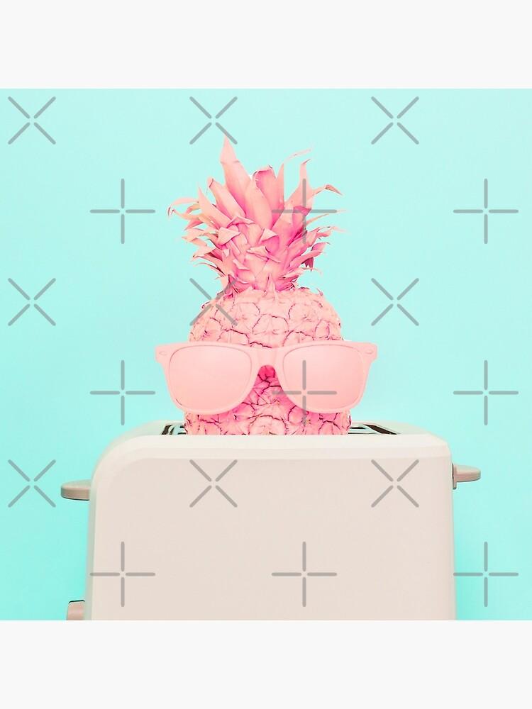 Pineapple toaster by KatyaHavok