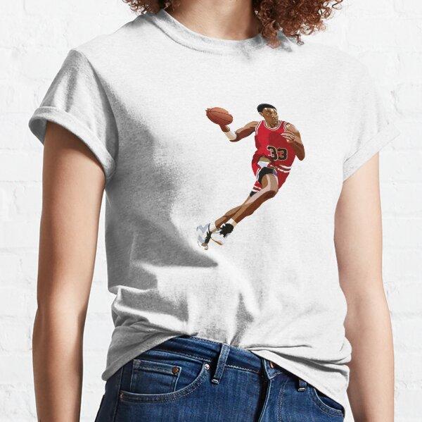 Scottie Pippen Classic T-Shirt