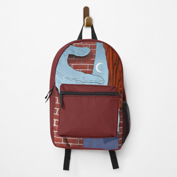 homage to René Magritte Backpack