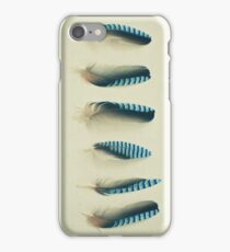 Feathers #1 iPhone Case/Skin