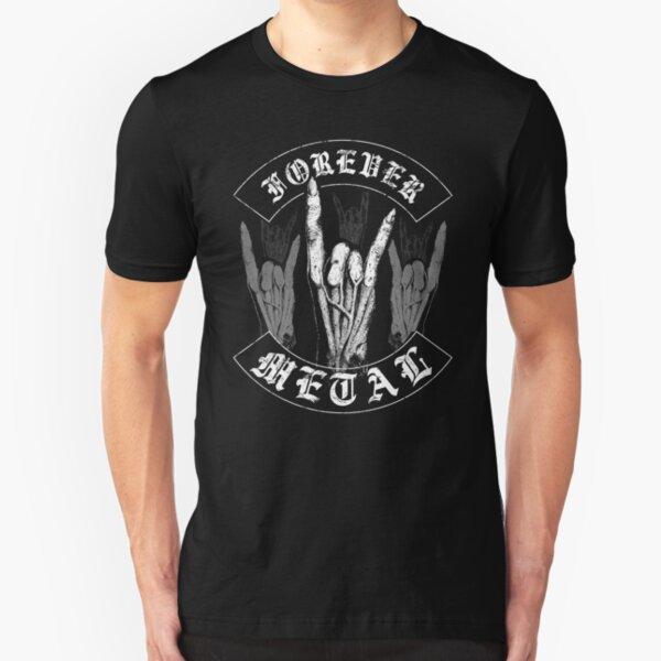 Forever Metal Slim Fit T-Shirt