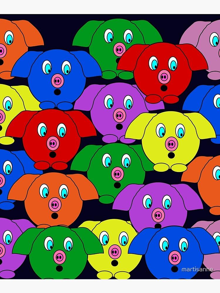 Mister Piggy  by martisanne