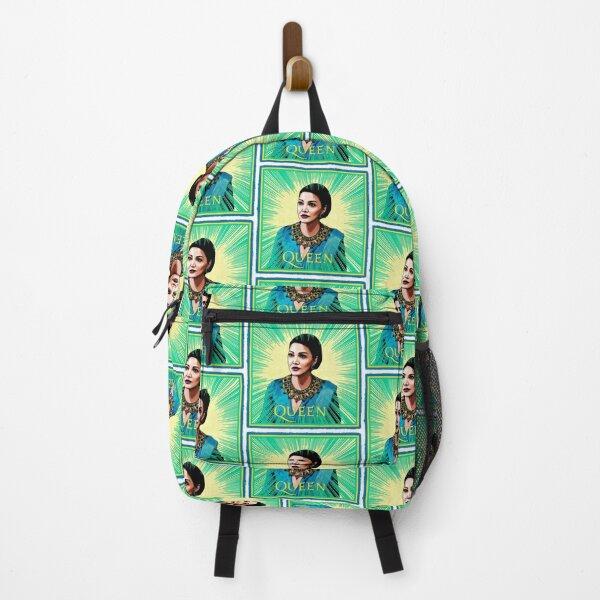 Madame Secretary Chrissy Queen Pop Art Backpack