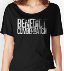 Benedict Cumberbatch Women's Relaxed Fit T-Shirt