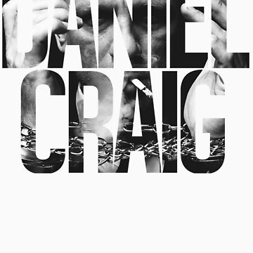 Daniel Craig by hannahollywood