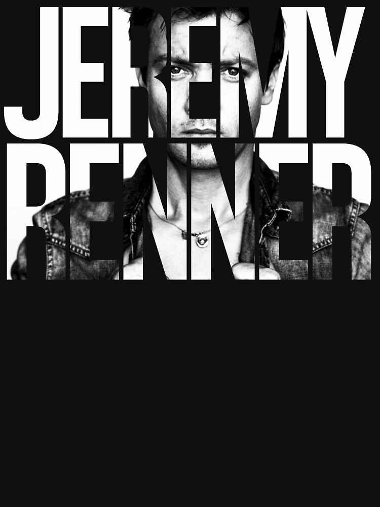 Jeremy Renner | Unisex T-Shirt